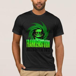 FRANKENSTORM (Hurricane Sandy) Halloween 2012 T-Shirt