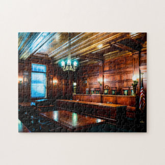 Frankfort State Capitol Kentucky . Jigsaw Puzzle