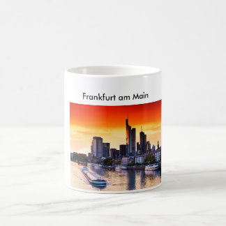 Frankfurt am Main 01 Coffee Mug