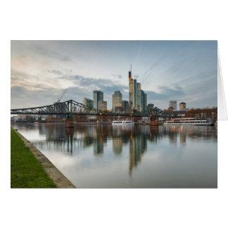 Frankfurt am Main Card