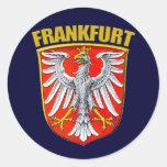 Frankfurt am Main Round Sticker