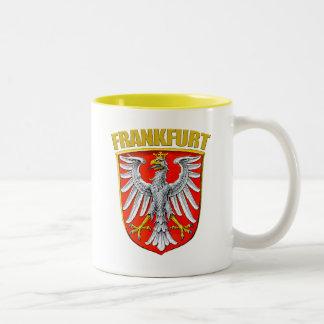 Frankfurt am Main Two-Tone Coffee Mug