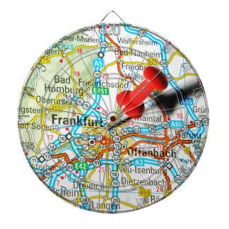 Frankfurt, Germany Dartboard
