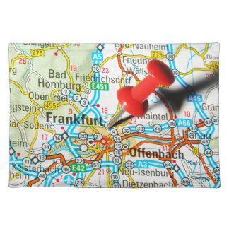 Frankfurt, Germany Placemat