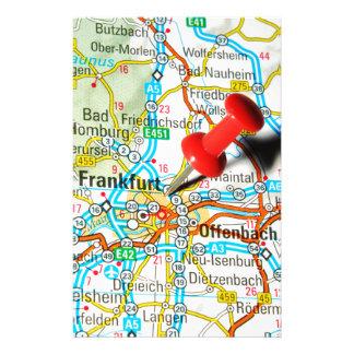 Frankfurt, Germany Stationery