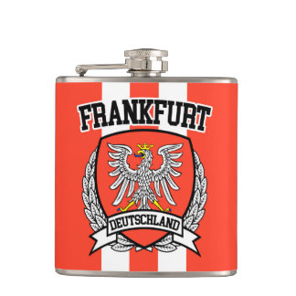 Frankfurt Hip Flask