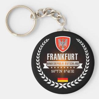 Frankfurt Keychain