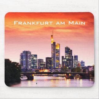 Frankfurt/Main 02B Mouse Pad