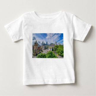 Frankfurt Skyline Baby T-Shirt