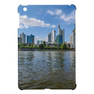 Frankfurt Skyline Case For The iPad Mini