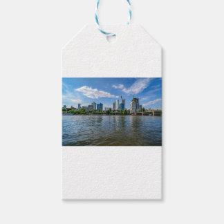 Frankfurt Skyline Gift Tags