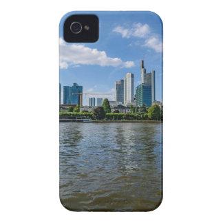 Frankfurt Skyline iPhone 4 Case