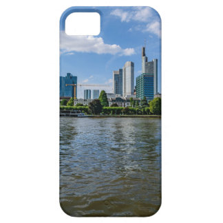 Frankfurt Skyline iPhone 5 Covers