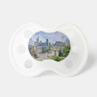 Frankfurt Skyline Pacifier