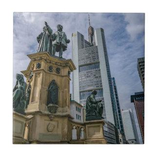 Frankfurt Skyline Tiles
