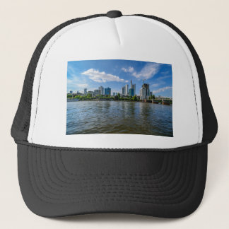 Frankfurt Skyline Trucker Hat