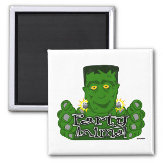 Frankie Party Animal Refrigerator Magnets