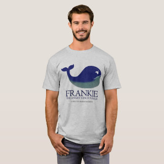 Frankie the Angry 4-Inch Whale Tee