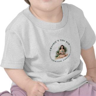 Frankie's Tiki Bar Hula Girl Shirt