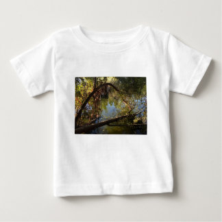Franklin Canyon Park Lake 4 Baby T-Shirt