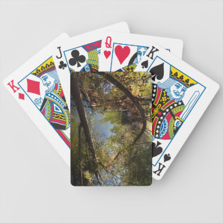Franklin Canyon Park Lake 4 Bicycle Playing Cards