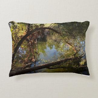 Franklin Canyon Park Lake 4 Decorative Pillow