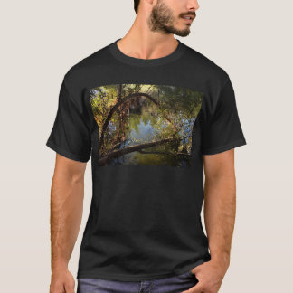 Franklin Canyon Park Lake 4 T-Shirt