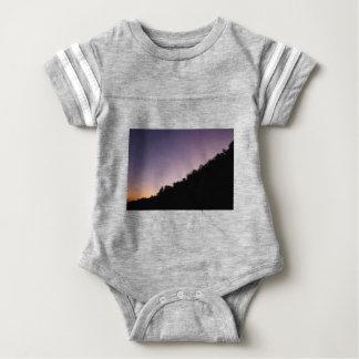 Franklin Canyon Park Twilight Baby Bodysuit