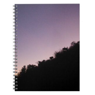 Franklin Canyon Park Twilight Notebook