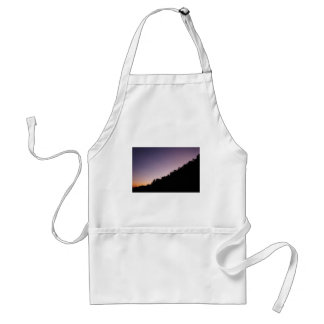 Franklin Canyon Park Twilight Standard Apron