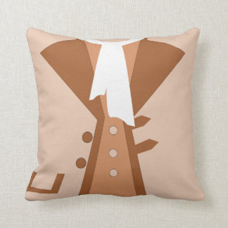 Franklin Colonial Style Throw Pillow