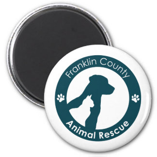 Franklin County Animal Rescue Magnet