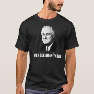 Franklin D Rollsevelt T-Shirt