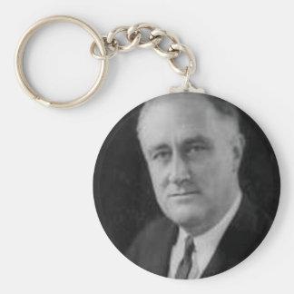 Franklin D Roosevelt Keychain