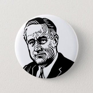 Franklin Delano Roosevelt button