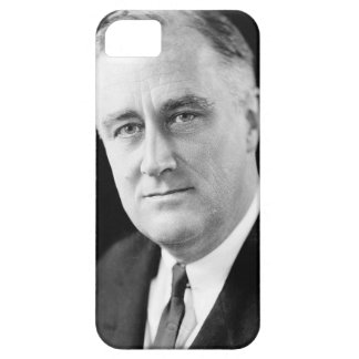 Franklin Delano Roosevelt iPhone 5 Case