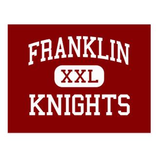 Franklin - Knights - Senior - Franklin Postcard