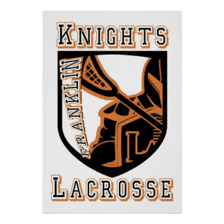 Franklin Knights Shield Poster