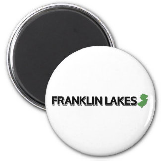 Franklin Lakes, New Jersey Magnet
