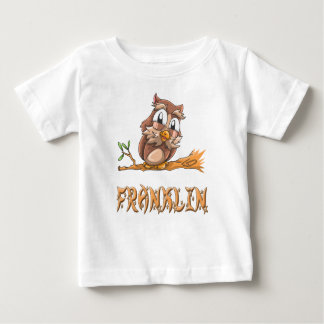 Franklin Owl Baby T-Shirt
