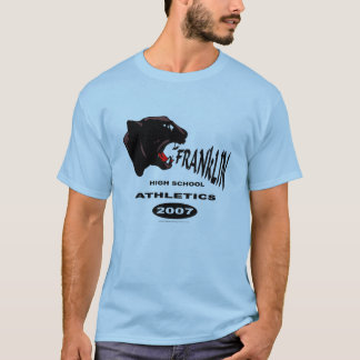 Franklin Panthers Athletics T-Shirt