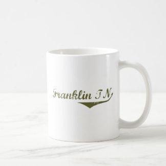 Franklin Revolution t shirts Coffee Mug