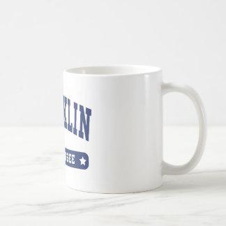 Franklin Tennessee College Style tee shirts Coffee Mug