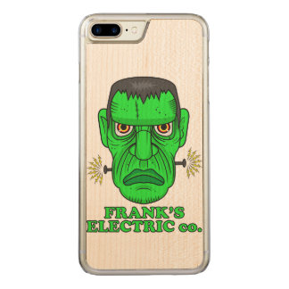 Frank's Electric Company Carved iPhone 8 Plus/7 Plus Case