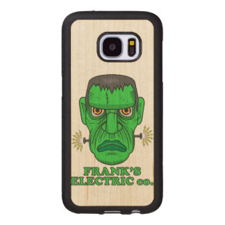Frank's Electric Company Wood Samsung Galaxy S7 Case