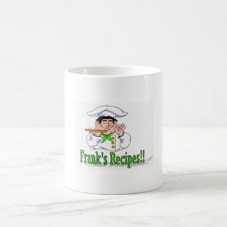 Frank's Recipes! Coffee Mug