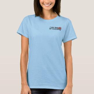 Frank's RedHot Ladies T-shirt