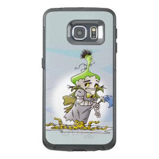 FRANKY BUTTER  ALIEN  Samsung Galaxy S6 Edge