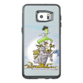 FRANKY BUTTER  ALIEN  Samsung Galaxy S6 Edge P