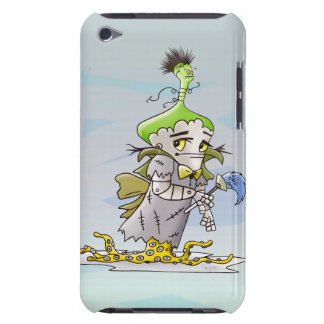 FRANKY BUTTER iPod Touch  Barely there iPod Case-Mate Cases